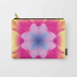 Pastel Flower Carry-All Pouch