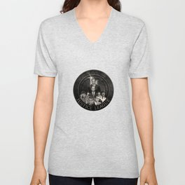 DC Justice League... not only for comics Unisex V-Neck