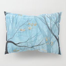From the end to the beginning Pillow Sham