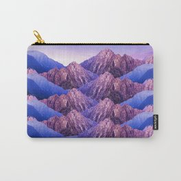 The Mountains of my Heart Carry-All Pouch