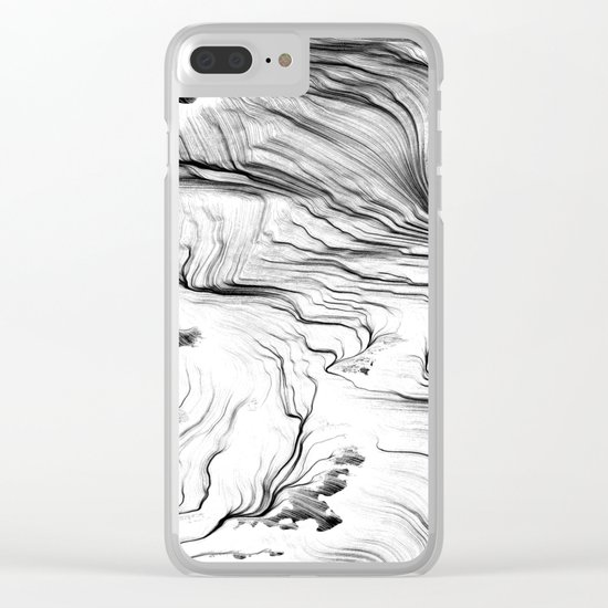 They Tell Me Clear iPhone Case