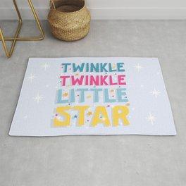 Twinkle Twinkle Little Star Rug