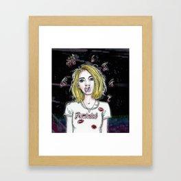 clembutt Framed Art Print
