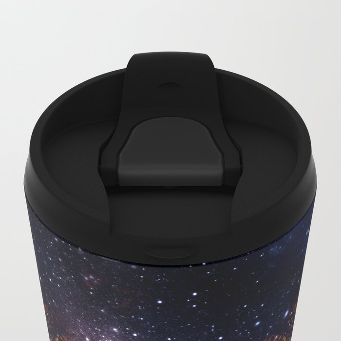 art-72 Metal Travel Mug