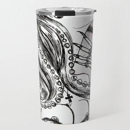 Mademoiselle Octopussy Travel Mug