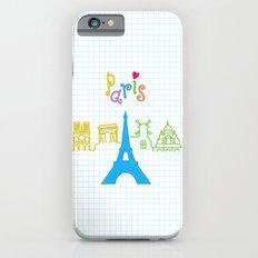 I love Paris iPhone 6s Slim Case