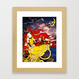 Gaia's Lament Framed Art Print