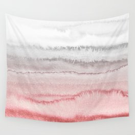 WITHIN THE TIDES - ROSE TO GREY Wall Tapestry