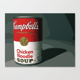 Campbells Canvas Print