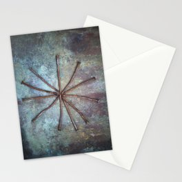 Circle of Nails Stationery Cards