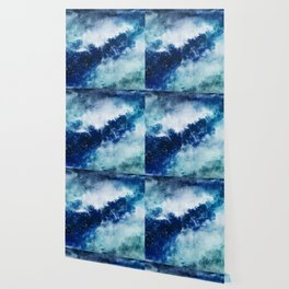 ROYAL BLUE GALAXY Wallpaper