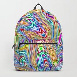 Acid Trip Rainbow 2 Backpack