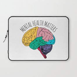 MENTAL HEALTH MATTERS Laptop Sleeve