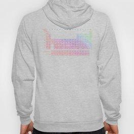 Rainbow Periodic Table Hoody