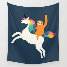 Magic Time Wall Tapestry