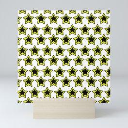 Stars stars Star Mini Art Print