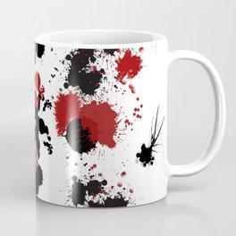 Rorschach 9 Coffee Mug