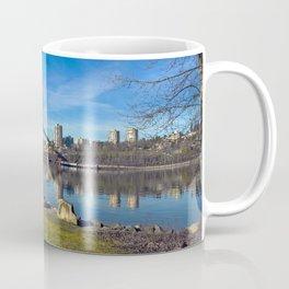 Sky-train Bridge Coffee Mug