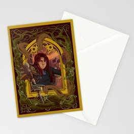 Autonomy of Identity (Young Adult Book Cover) Stationery Cards