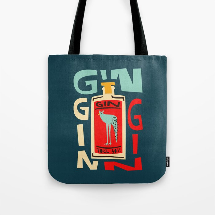 Gin Gin Gin Tote Bag