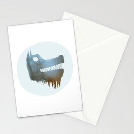 Soul wolf Stationery Cards