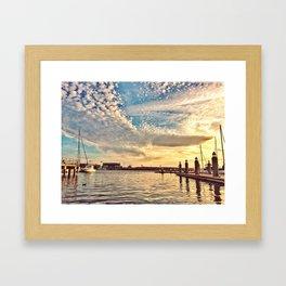 Showtime Framed Art Print
