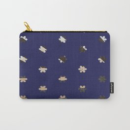 Retro Stars Background Pattern Cutest Carry-All Pouch