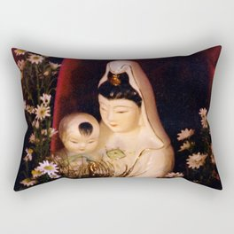Quan Yin/ Kwan Yin Rectangular Pillow
