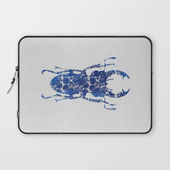 Blue Beetle III by paperpixelprints