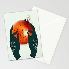 MERRY CHRISMAS Stationery Cards