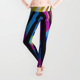 Polygons Leggings