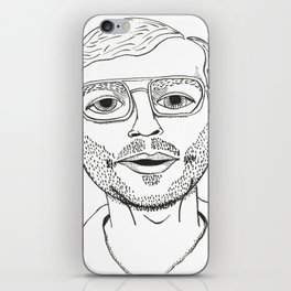 DAHMER iPhone Skin