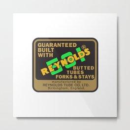 Reynolds 531 - Enhanced Metal Print