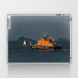 RNLI Lifeboat Torbay Laptop & iPad Skin