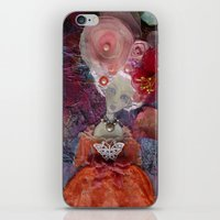 marie antoinette iPhone & iPod Skins featuring Marie Antoinette by inara77