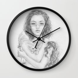 Aetherios | Behold Wall Clock