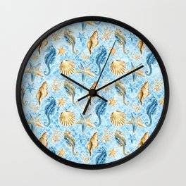 Sea & Ocean #8 Wall Clock