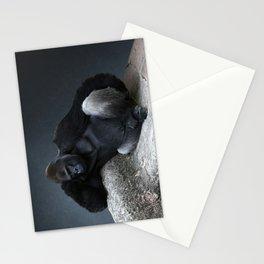 Off Duty - Male Gorilla Stationery Cards