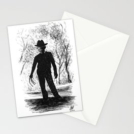 One, Two, Freddy's Coming For You Stationery Cards
