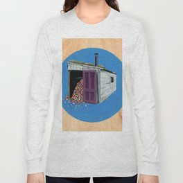 Sheds & Shacks | No:2 Long Sleeve T-shirt