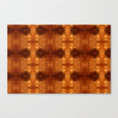 Chicky weave Canvas Print