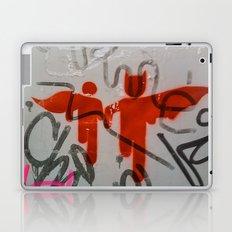 Super Heroes Laptop & iPad Skin