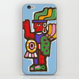 Mexico Aztec or Mayan Travel iPhone Skin