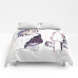 Los Caprichos ~ 18 ~ House On Fire Comforters