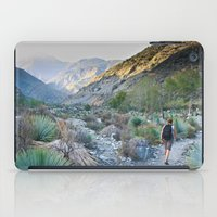 onward iPad Cases featuring Onward by Kim Ramage