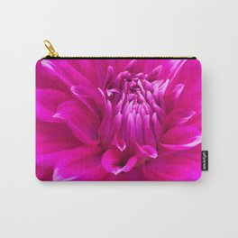 Hot Pink Carry-All Pouch