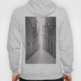 Old town Barcelona Hoody