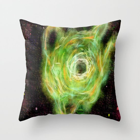 The Star Makers Throw Pillow