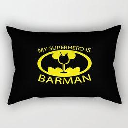 Barman Rectangular Pillow