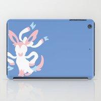 sylveon iPad Cases featuring Sylveon by Polvo
